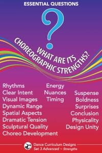 dance literacy, dance education, dance posters, studio posters