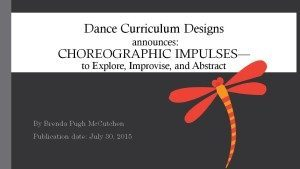 Choreography Resources
