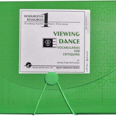 dance education, dance literacy, dance resources, dance critique